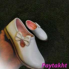 کفش مجلسی دخترانه پاپیونی