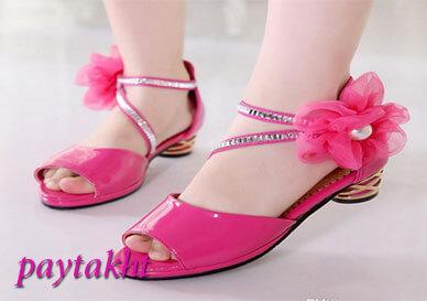 کیف و کفش مجلسی دخترانه