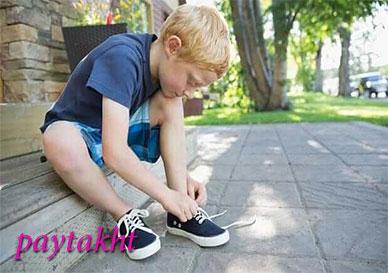 کفش بچه گانه خارجی