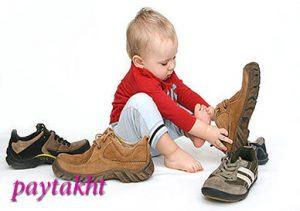 خرید کفش سوتی کودک