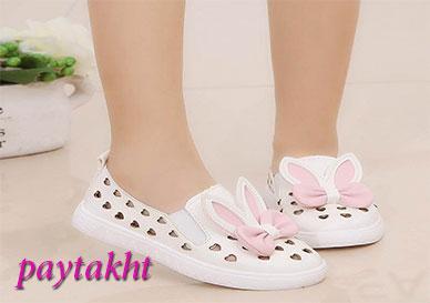 کفش دخترانه تابستانی