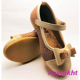 کفش مجلسی دخترانه مدل کبریتی